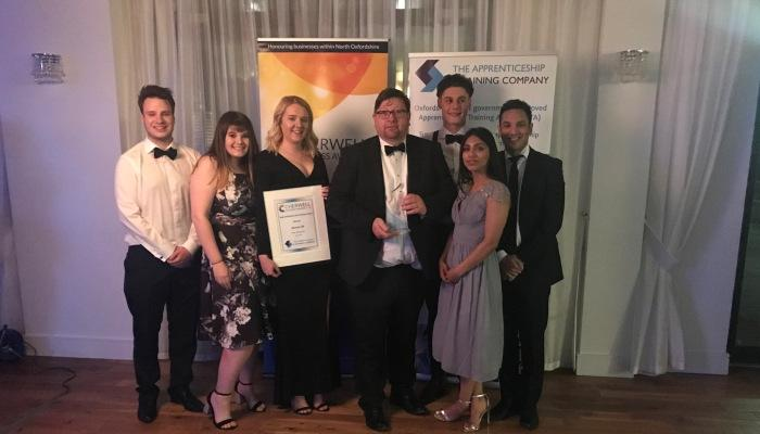 Cherwell-Business-Awards-Assure-UK